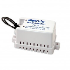 Rule Rule-A-Matic Plus Float Switch w-Fuse Holder