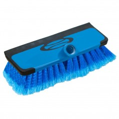 Sea-Dog Boat Hook Combination Soft Bristle Brush Squeegee