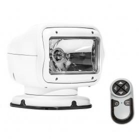 Golight Radioray GT Series Permanent Mount - White Halogen - Wireless Handheld Remote