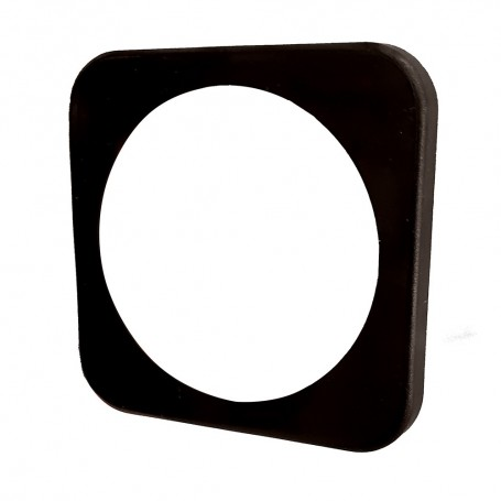 VDO 52mm Square Bezel f-Viewline Gauges - Black