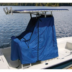 Taylor Made Universal T-Top Center Console Cover - Blue