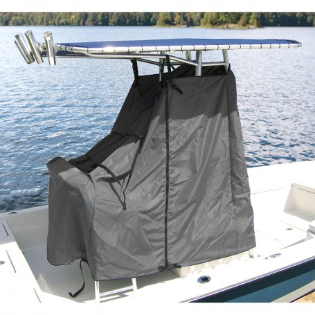 Taylor Made Universal T-Top Center Console Cover - Grey
