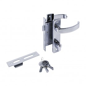 Sea-Dog Door Handle Latch - Locking - Investment Cast 316 Stainless Steel