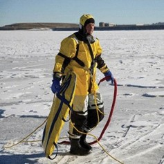 Imperial Ice Rescuer 1500 -IR1500- Ice Rescue Suit