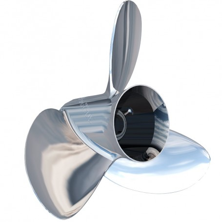 Turning Point Express OS Mach3 Right Hand Stainless Steel Propeller - OS-1627 - 3-Blade - 15-6- x 27-