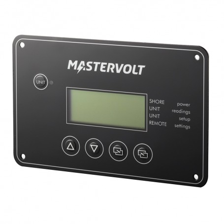 Mastervolt PowerCombi Remote Control Panel