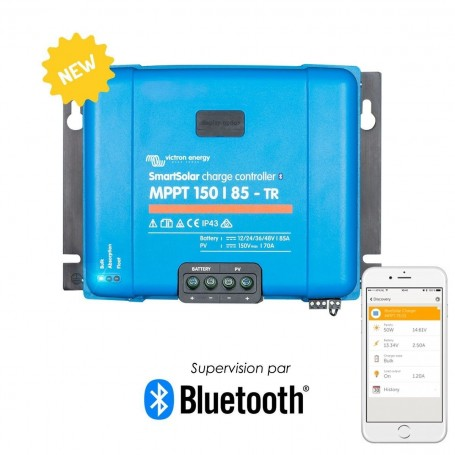 Victron SmartSolar MPPT 150/85-MC4 Amp Solar Charge Controller Regulator