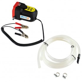 Sea-Dog Oil Change Pump w-Battery Clips - 12V