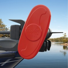 Taylor Made Trolling Motor Propeller Cover - 2-Blade Cover - 12- - Red