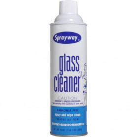 Sprayway Glass Cleaner - 19oz -Case of 12-