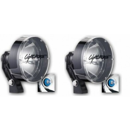 Lightforce Striker 170 HID170T50W 50W HID Driving Lights for Fog & Snow