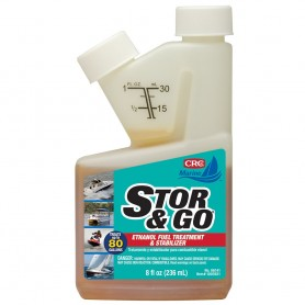CRC Stor Go Ethanol Fuel Treatment Stabilizer - 8oz - -06141 -Case of 12