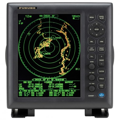 Furuno FR8125 12-1- 12kW- 72nm UHD Radar System - Less Antenna