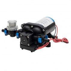 Albin Pump Water Pressure Pump - 12V - 2-6 GPM