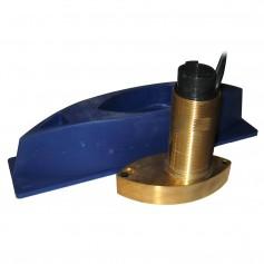 Furuno 526ST-MSC Bronze Thru-Hull Multisensor w- High-Speed Fairing Block- 600w -8-Pin-
