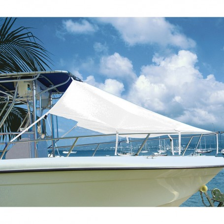 Taylor Made T-Top Bow Shade 6L x 90-W - White