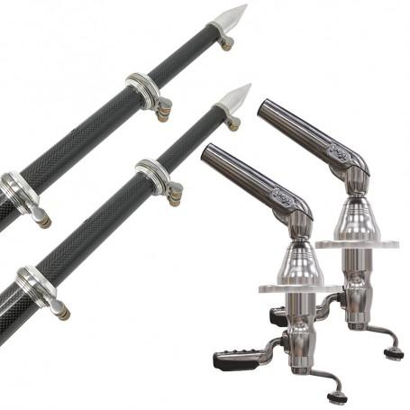 TACO Grand Slam GS-500 Pro Series Outrigger Kit