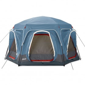 Coleman 6-Person Connectable Tent w-Fast Pitch Setup - Blue