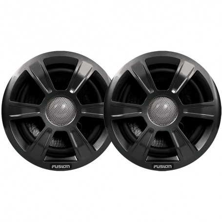 FUSION MS-FR7GSP Grill Covers - Grey Spoke Sport Style f-FR-Series Speakers