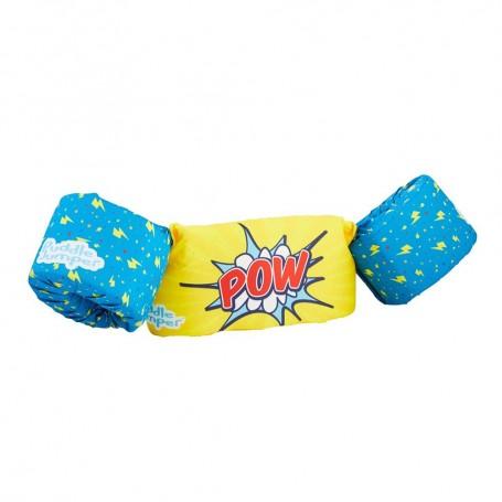 Puddle Jumper Kids Life Jacket - Pow - 30-50lbs