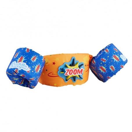 Puddle Jumper Kids Life Jacket - 3D Zoom - 30-50lbs