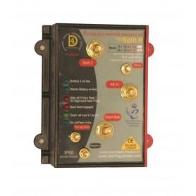 Sterling ProSplit-R Zero Volt Drop Marine Battery Isolator (24V, 60 Amp,2 Banks)