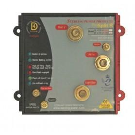 Sterling ProSplit-R Zero Volt Drop Marine Battery Isolator (24V,150 Amp,2 Banks)