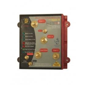 Sterling ProSplit-R Zero Volt Drop Marine Battery Isolator (24V, 60 Amp,3 Bank)