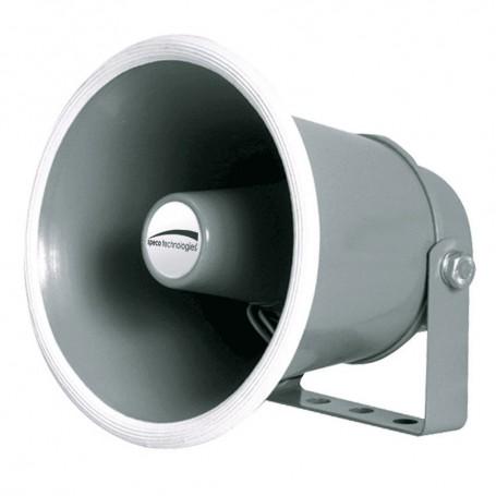 Speco 6- Weather-Resistant Aluminum Horn - 4 Ohms
