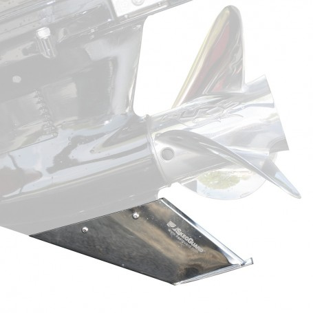 Megaware SkegGuard 27411 Stainless Steel Replacement Skeg