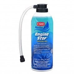 CRC 06072 Engine Stor Fogging Oil f-Outboard Engines - 13oz -Case of 12