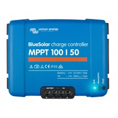 Victron Blue Solar MPPT 100/50 50 Amp Solar Charge Controller Regulator