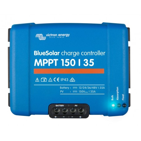 Victron Blue Solar MPPT 150/35 35 Amp Solar Charge Controller Regulator