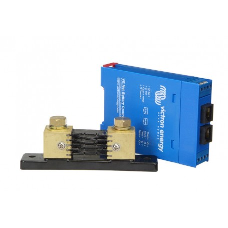 Victron VE.Net Battery Controller (VBC) and Shunts