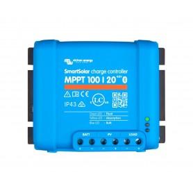 Victron SmartSolar Charge Controller MPPT 100/20 48V