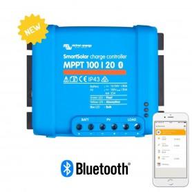 Victron Smartsolar MPPT 100/20 20 Amp Bluetooth Charge Controller Regulator