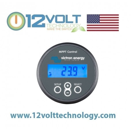 Victron Blue Solar MPPT Control Display - For BlueSolar Controller Regulators