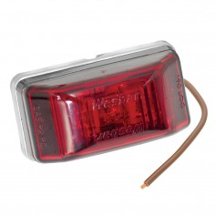 Wesbar LED Clearance-Side Marker Light -99 Series - Red