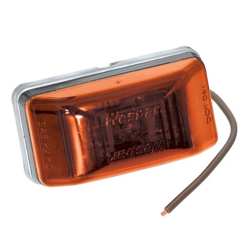 Wesbar LED Clearance-Side Marker Light -99 Series - Amber