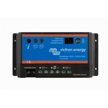 Victron Blue Solar PWM Light 12V / 24V 30 Amp Solar Charge Controller Regulator