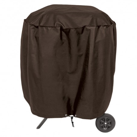 True Guard Kettle-Smoker Style 600 Denier Rip Stop Grill Cover