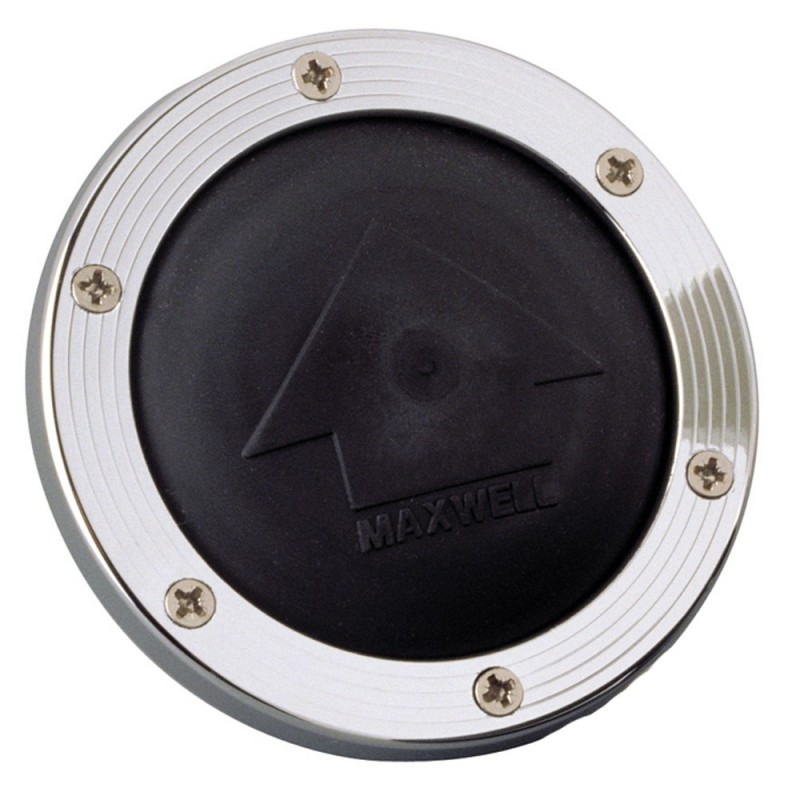 Maxwell P19001 Footswitch -Chrome Bezel-
