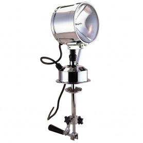 Perko 7- Searchlight - 12V - Chrome