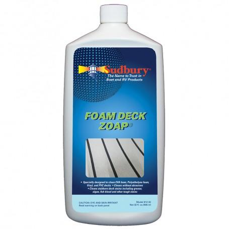 Sudbury Foam Deck Zoap Cleaner - 32oz -Case of 6-