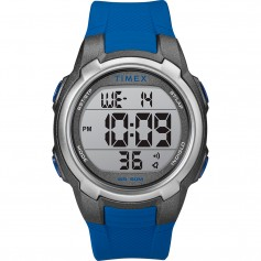 Timex T100 Blue-Gray - 150 Lap