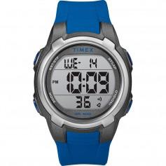 Timex T100 Blue-Gray - 150 Lap