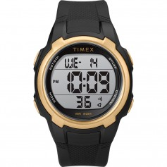 Timex T100 Black-Gold - 150 Lap