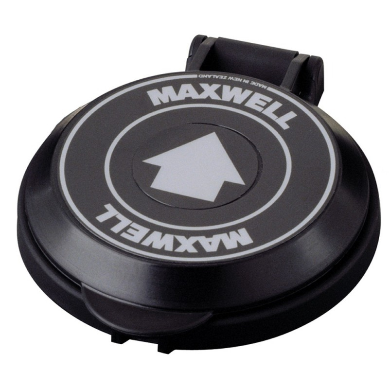 Maxwell P19006 Covered Footswitch -Black-