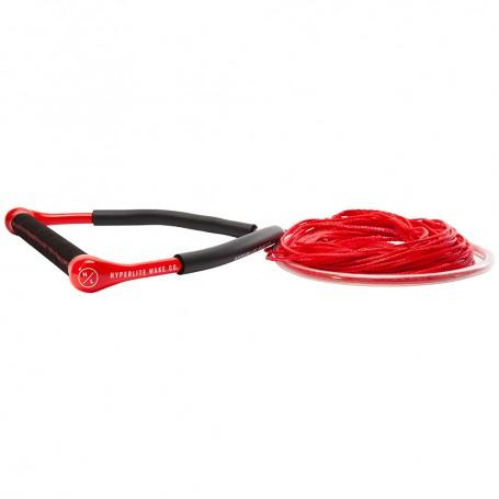 Hyperlite CG Handle w-Maxim Line - Red