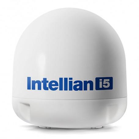 Intellian i5-i5P Empty Dome Base Plate Assembly